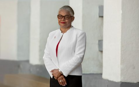 """Campus Talk"" with Geraldine M. Jones, president, California University of Pennsylvania, Spring 2019"