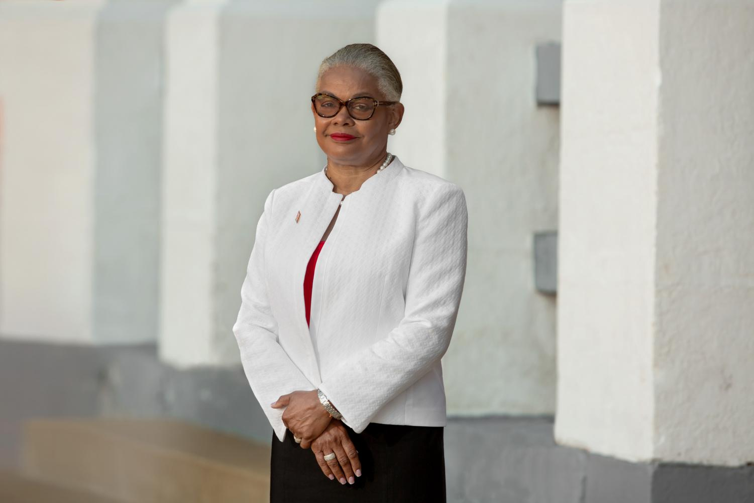 Geraldine M. Jones, president, California University of Pennsylvania
