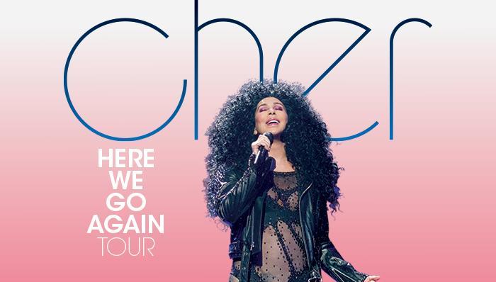 Cher%3A+Here+We+Go+Again+Tour