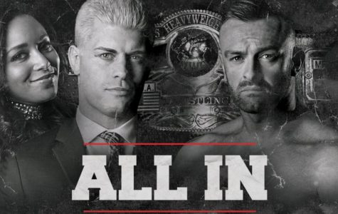 All In Wrestling: a sell out show