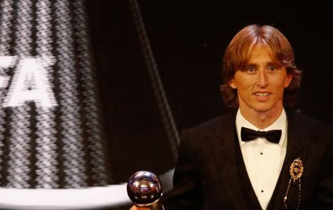 Luka Modrić & Marta named FIFA's Best Players