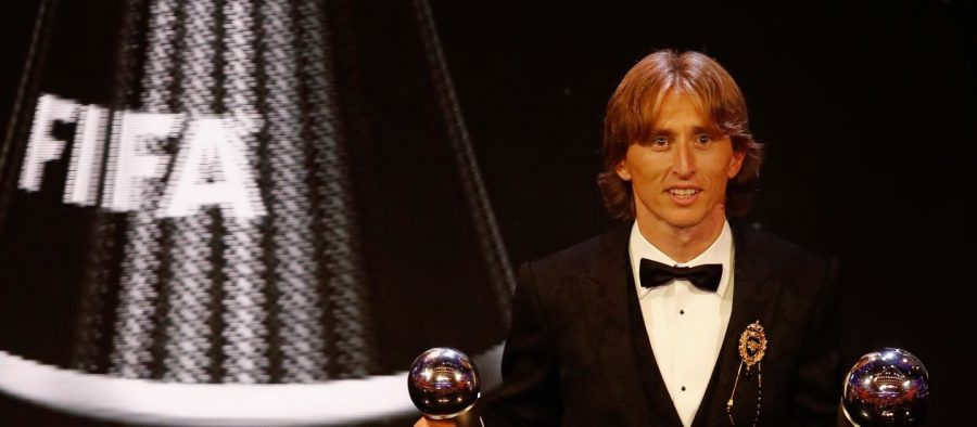 Luka Modrić & Marta named FIFA's Best Players