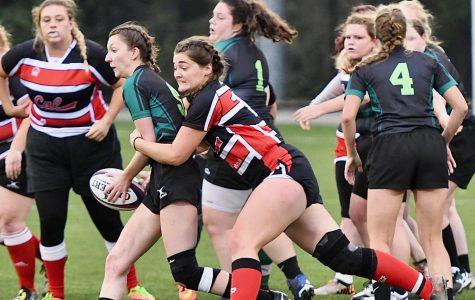 Cal U Women's rugby defeats St. Vincent