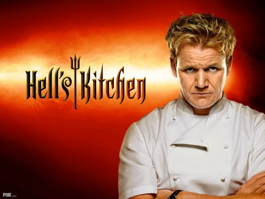 Things Heat Up In Hell S Kitchen Cal Times