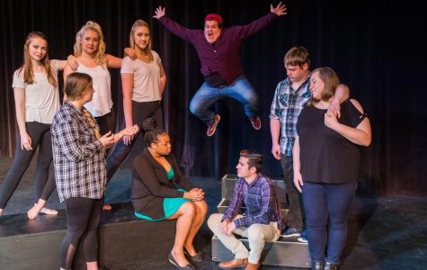 Cal U Theatre opens season with 'An Evening of Creative Works'