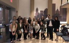 WISE Students attend Women of Excellence Awards in Pittsburgh