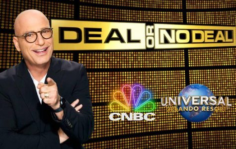 "Howie Mandel Returns to host ""Deal or No Deal"" on CNBC"