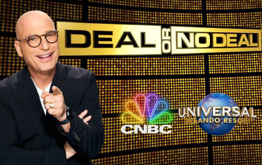 """Howie Mandel Returns to host """"Deal or No Deal"""" on CNBC"""