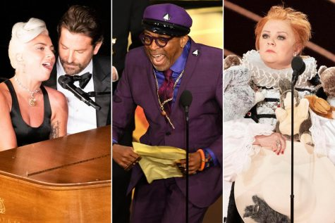 90th Academy Awards brings tears and cheers