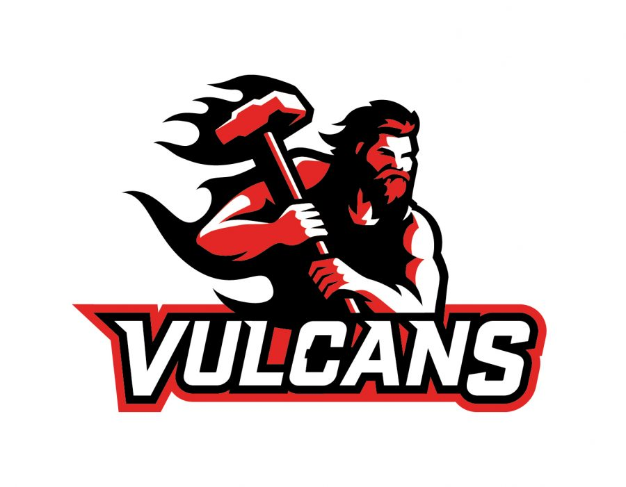 California+University+of+Pennsylvania+Vulcans+Logo