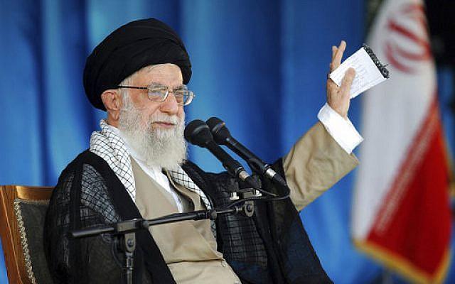 Ayatollah+Ali+Khamenei