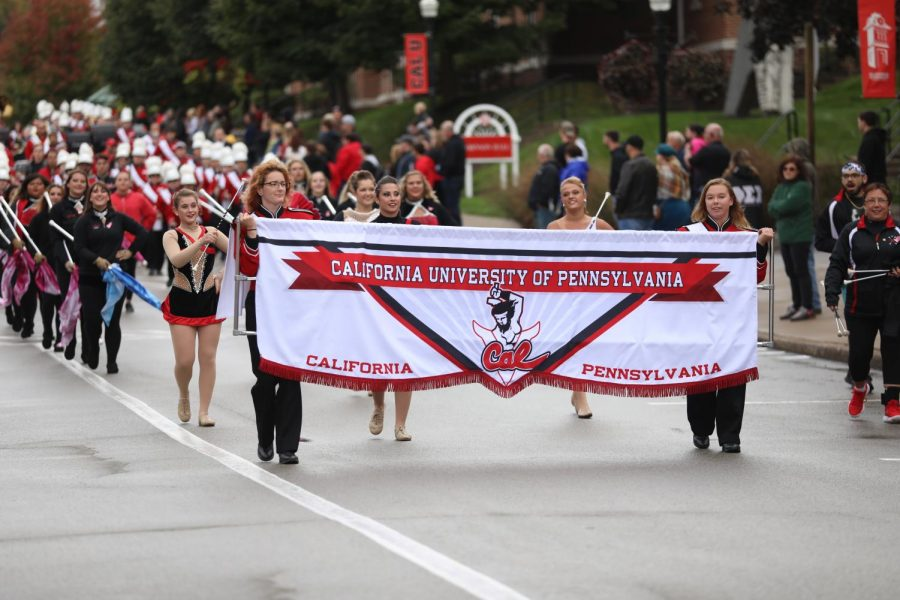 Cal U Homecoming parade, Oct. 21, 2019