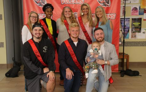 Homecoming Court Called to Order
