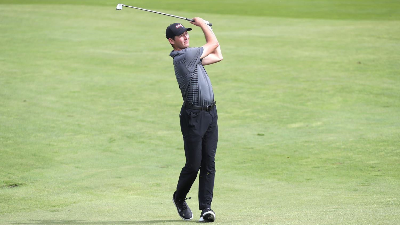 Ryan Smith, men's golf team, Cal Times