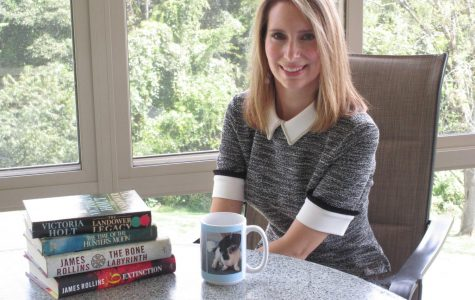 Full-time professor & part-time author, Dr. Melissa Sovak
