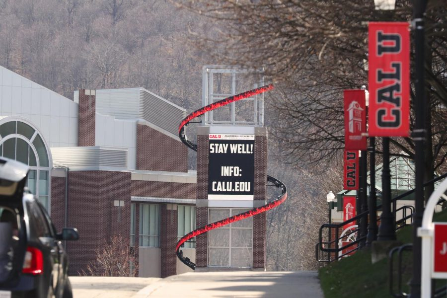 Students and faculty react to campus shutdown in response to the coronavirus pandemic