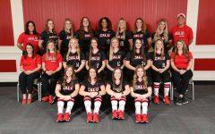 The California University of Pennsylvania softball team 2020