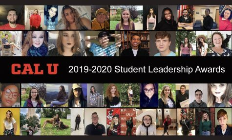 Student Affairs 2019-2020 Student Leadership Awards ceremony.