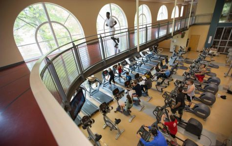 Herron Recreation and Fitness Center, California University of Pennsylvania