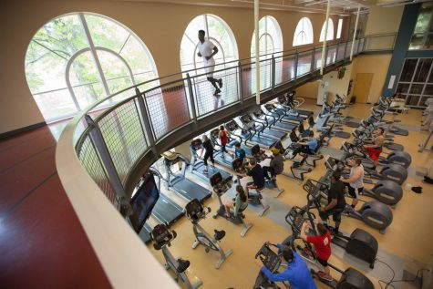 Herron Recreation and Fitness Center, California University of Pennsylvania