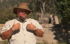Dr. Marc Henshaw, professor, specializing in industrial heritage and archeology,  appears on National Geographic television series