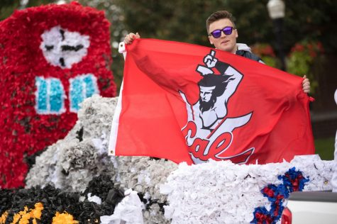 Cal U Homecoming Parade, 2018
