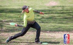 Sarah Hokom, Disc Golf Pro
