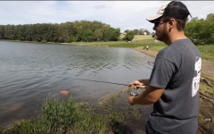 CUTV fishing expert Trevin