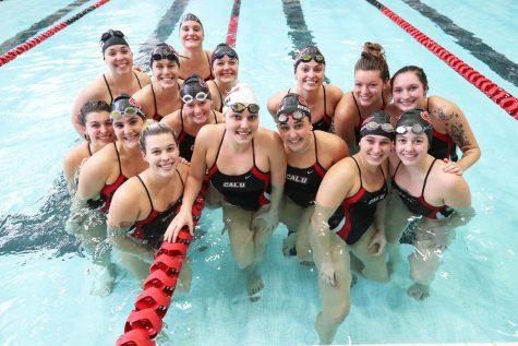 Swimming: Cal U receives CSCAA team academic laurel