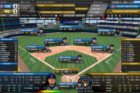 "CUTV: A conversation with  ""Out of the Park Baseball"" video game executive Richard Grisham on the business and future of virtual baseball games"