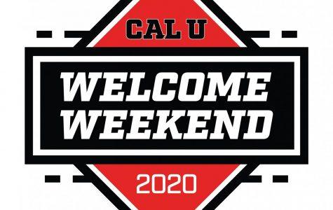 Cal U Virtual Welcome Weekend 2020