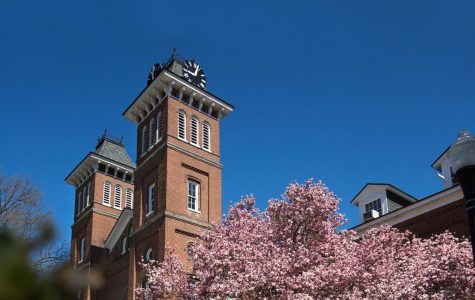 California University of Pennsylvania's Old Main building.