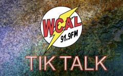 WCAL radio station at California University of Pennsylvania
