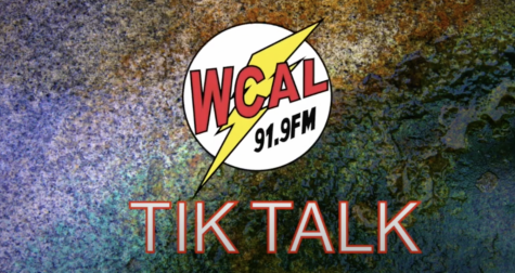 WCAL radio station at California University of Pennsylvania