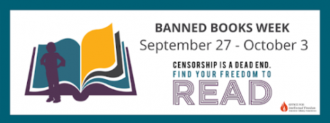 "The Ban on Reading; Cal U celebrates ""National Banned Books Week"""