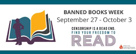 The Ban on Reading; Cal U celebrates