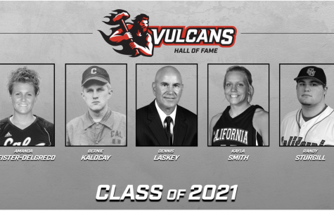 Cal U selects five for Athletic Hall of Fame