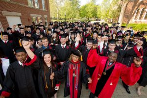 Honors recognition for transfer students