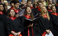The Cal U Choir (photo courtesy of Cal U website, c. 2019)