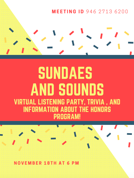 UHP to host annual Sundaes and Sounds event