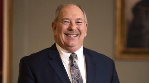 "Robert ""Bob"" Thorn, interim president of California University of Pennsylvania"