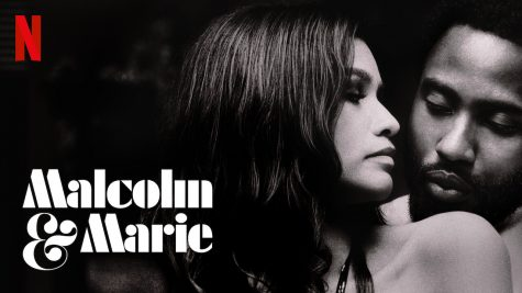 Malcolm and Marie shine bright in this black and white film