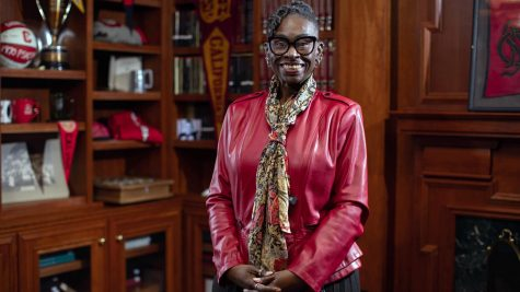 Sheleta Camarda-Webb, interim chief diversity, equity and inclusion officer at California University of Pennsylvania