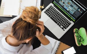 Have online classes caused a decline in mental health for students?