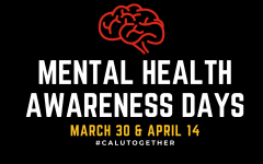 Mental Health Awareness Days, March 30 and April 14, 2021