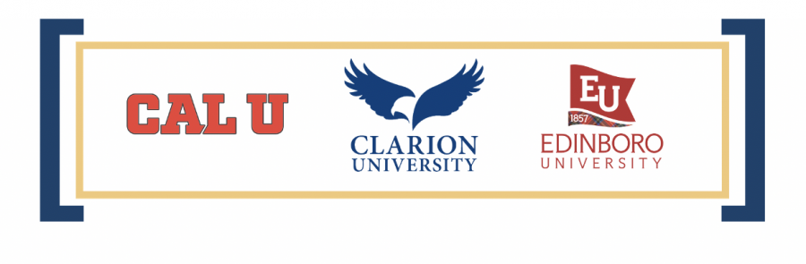 California, Clarion and Edinboro universities are forming a partnership that could change the face of higher education in western Pennsylvania.