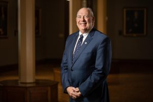California University of Pennsylvania Interim President Robert J. Thorn