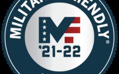 Cal U named 2021-2022 Military Friendly® School