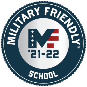 Cal U named 2021-2022 Military Friendly® School