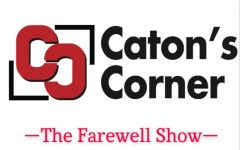 Caton's Corner Talk Show coming to an end May 4, 2021